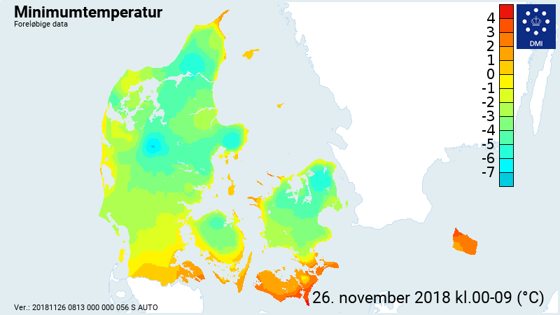 dmi syd og sønderjylland