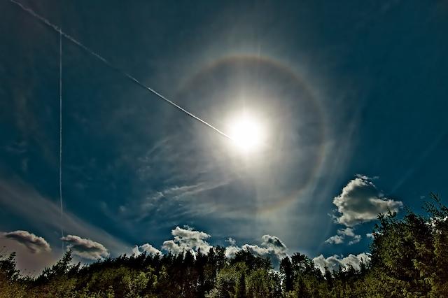 ring rundt om solen